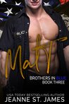 Brothers in Blue by Jeanne St. James