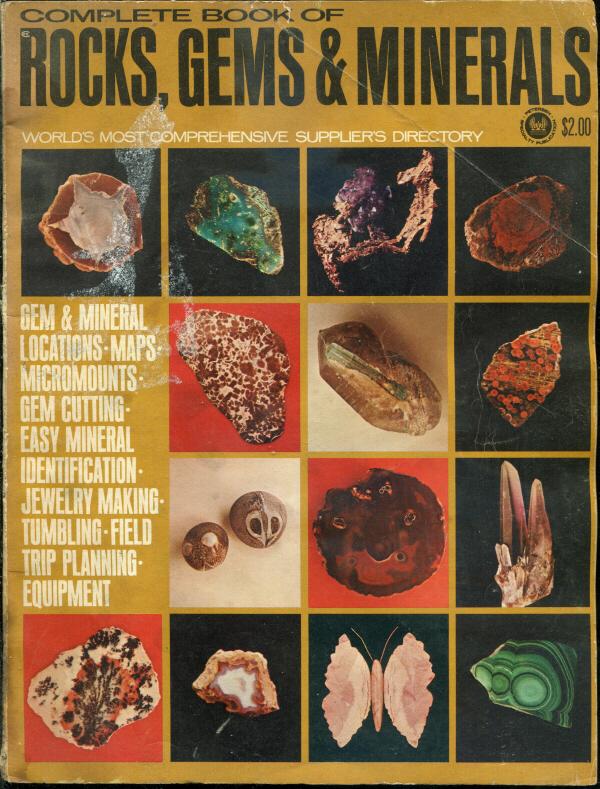 Complete Book of Rocks, Gems & Minerals