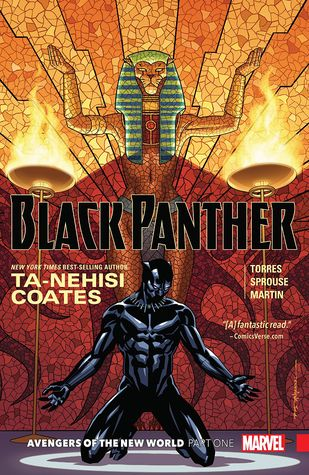 Black Panther, Vol. 4: Avengers of the New World Part 1