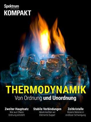 Spektrum Kompakt - Thermodynamik: Von Ordnung und Unordnung