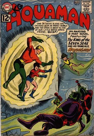 Aquaman (1962) #4