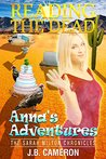 Anna's Adventures (The Sarah Milton Chronicles, #2)