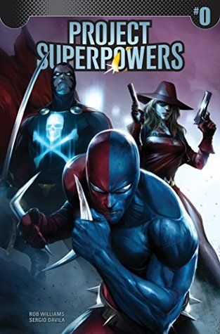 Project: Superpowers Vol. 2 #0 (Project Superpowers Vol. 2)
