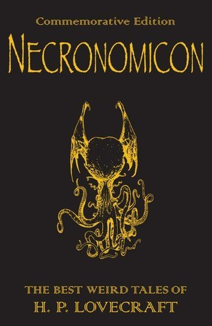 Necronomicon by H.P. Lovecraft