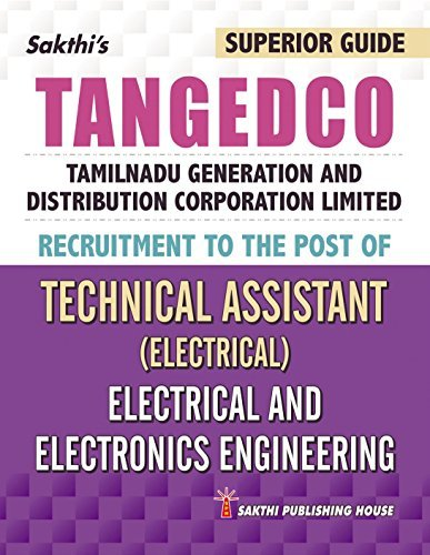 Tangedco Technical Assistant Electrical And Electronics (Diploma Standard) Study Materials & Objective Type Question and Answers