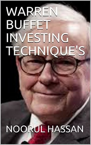 WARREN BUFFET INVESTING TECHNIQUE'S