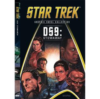 DS9: Stowaway (Star Trek Graphic Novel Collection, #37)