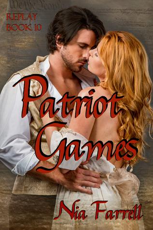 Replay Book 10: Patriot Games (Replay, #10)
