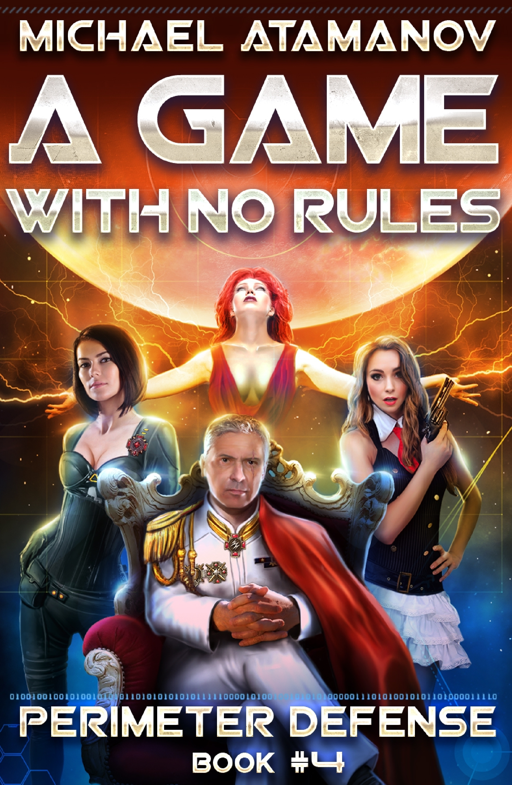 A Game With No Rules (Perimeter Defense Book #4)