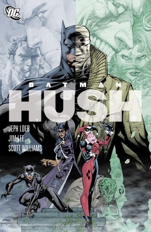 Batman Hush By Jeph Loeb