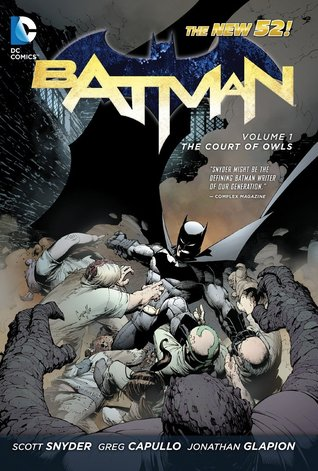 Batman, Volume 1: The Court of Owls (Hardcover)
