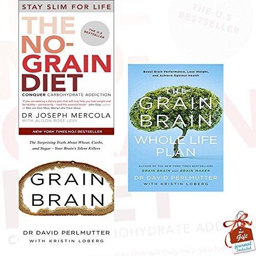 Grain Brain / Grain Brain Whole Life Plan / No-Grain Diet
