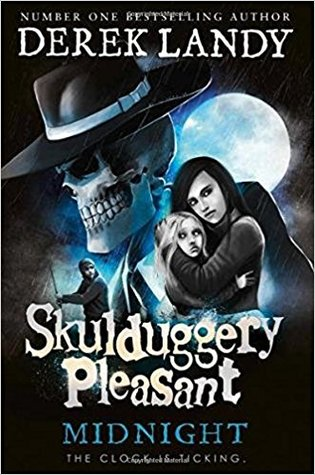 Midnight (Skulduggery Pleasant, #11)