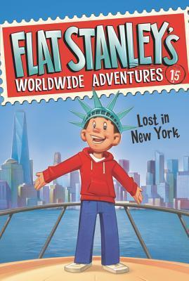 Lost in New York (Flat Stanley's Worldwide Adventures #15)