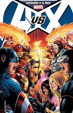 Avengers vs. X-Men Omnibus