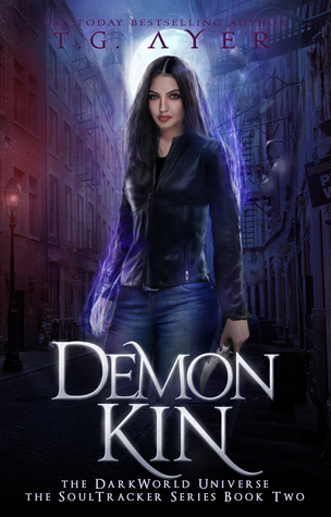 Demon Kin by T.G. Ayer