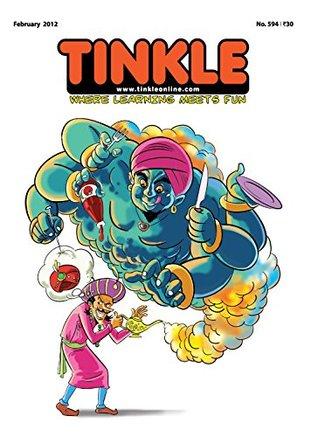 Tinkle Magazine No.594