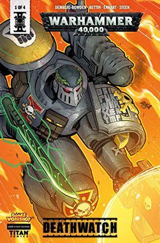 Deathwatch #1 (Deathwatch Comics #1)