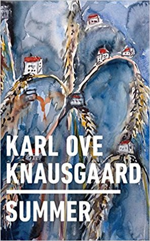 Summer by Karl Ove Knausgård