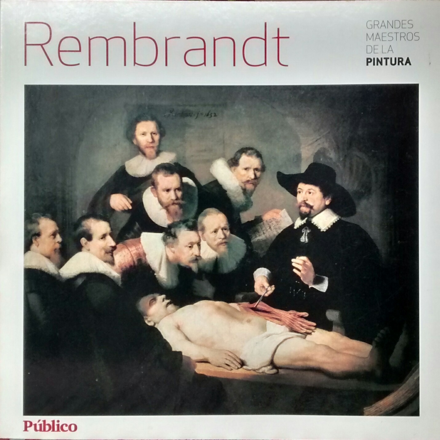 Grandes Maestros de la Pintura: Rembrandt
