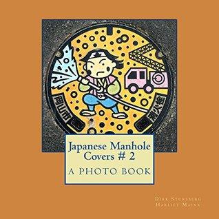 Japanese Manhole Covers # 2