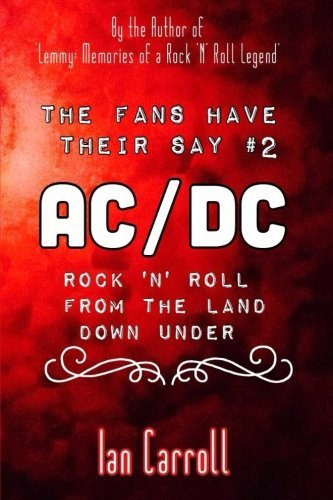 The Fans Have Their Say #2 AC/DC: Rock 'n' Roll From the Land Down Under: Volume 2