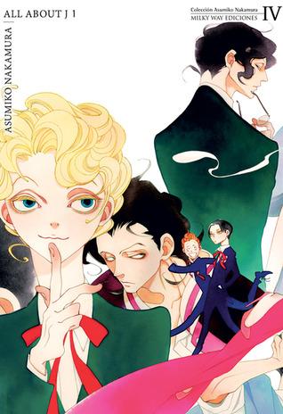 All about J, Vol. 1 (Colección Asumiko Nakamura #4)