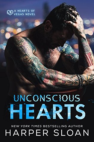 Unconscious Hearts (Hearts of Vegas)