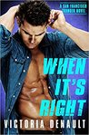 When It's Right (San Francisco Thunder #3)