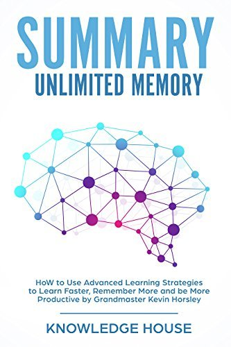 Summary of Unlimited Memory: How to Use Advanced Learning Strategies to Learn Faster, Remember More and be More Productive