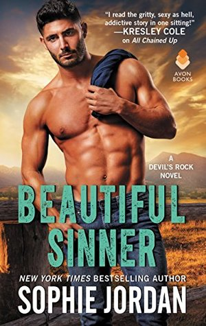 Beautiful Sinner (Devil's Rock #5)