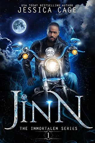 Jinn (The Immortalem Series Book 1)