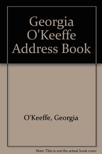 Georgia O'Keeffe Address Book