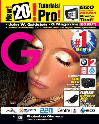 G Magazine 2018/78: Adobe Photoshop CC Tutorials Pro for Digital Photographers