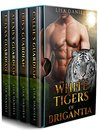 White Tigers of Brigantia: 4 Book Box Set (White Tigers of Brigantia, #1-4)