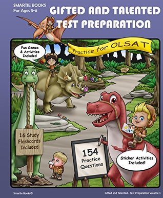 Gifted and Talented Activity Book: for children Ages 3-6; G&T OLSAT Test Prep; Activity Book and Gifted Games for children in preschool and kindergarten