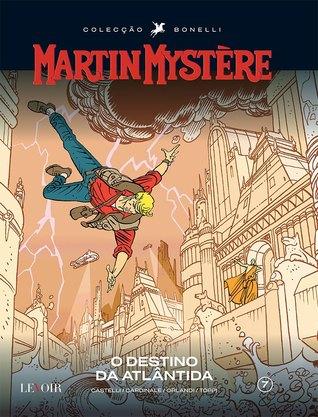 Martin Mystère: O Destino da Atlântida
