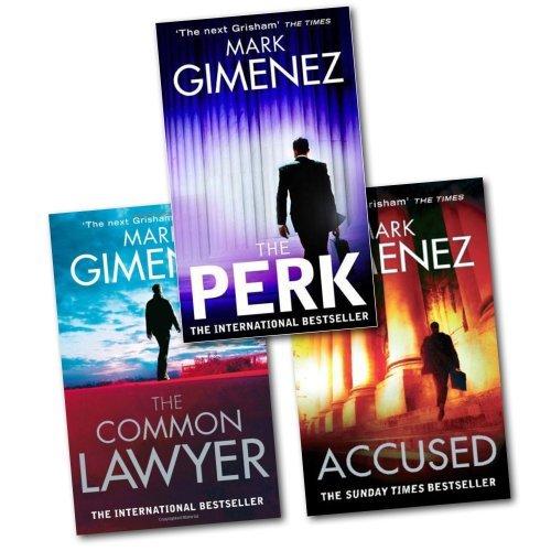 Mark Gimenez 3 Books Collection Set Pack