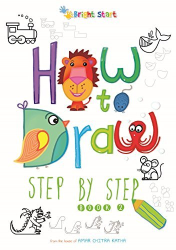 How to Draw Step By Step Book No - 2