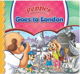 Pepper Goes to London