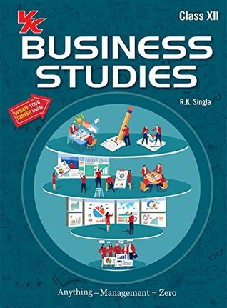 Business Studies Class 12 - CBSE 2018