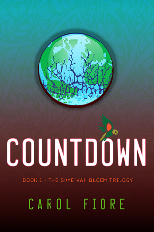 Countdown (The Skye Van Bloem Trilogy #1)