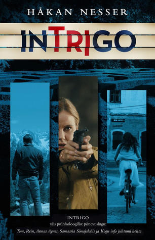 Intrigo by Håkan Nesser