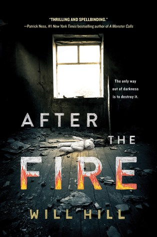 Cover art for the book entitled After the Fire