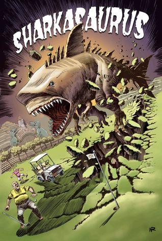 Sharkasaurus by Spencer Estabrooks