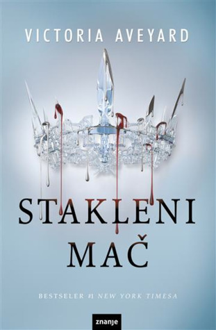 Stakleni mač (Red Queen #2)