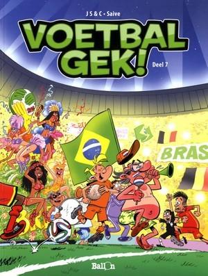 Voetbalgek! Deel 7