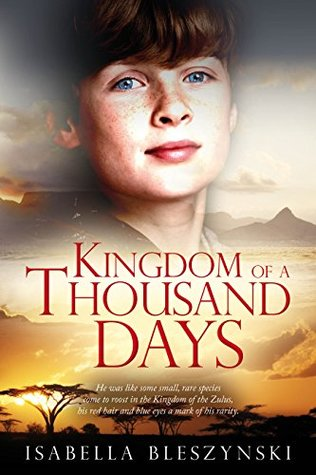 KINGDOM OF A THOUSAND DAYS: BOOK 2 OF THE 'JOHN ROSS' TRILOGY