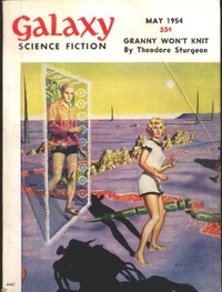 Galaxy Science Fiction, May 1954