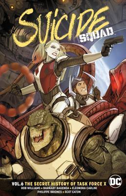 Suicide Squad, Volume 6: The Secret History of Task Force X